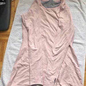 Lululemon 2 Layer Reversible Long Sleeve Top